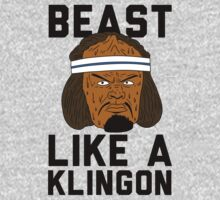 Beast Like A Klingon by Look Human