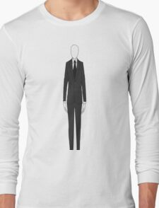 Slender Long Sleeve T-Shirt
