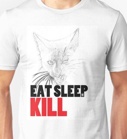 Eat Sleep Kill Unisex T-Shirt