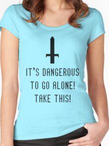 Legend of Zelda Women's Fitted Scoop T-Shirt