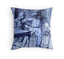 Mamma and Pappa Bear Throw Pillow