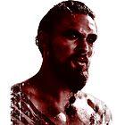 Blood Covered Drogo by MrDave888