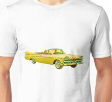 1957 Dodge Custom Royal Lancer Unisex T-Shirt