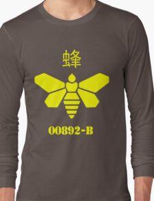 Meth Barrel Logo - Breaking Bad Long Sleeve T-Shirt