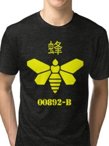 Meth Barrel Logo - Breaking Bad Tri-blend T-Shirt