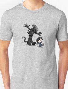 Ripley and alien Unisex T-Shirt