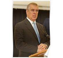 Andrew, The Duke of York opens the Royal Greenwich University Technical College Poster