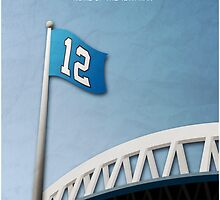 The 12th Man by Zach Roy