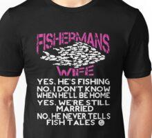 FISHERMANS WIFE Unisex T-Shirt