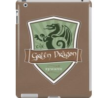 Green Dragon - Bywater iPad Case/Skin