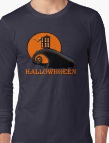 HALLOWHOEEN Long Sleeve T-Shirt