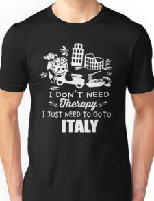 Italy Therapy T-Shirt