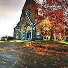 Basilique Notre Dame de Chevremont by 242Digital