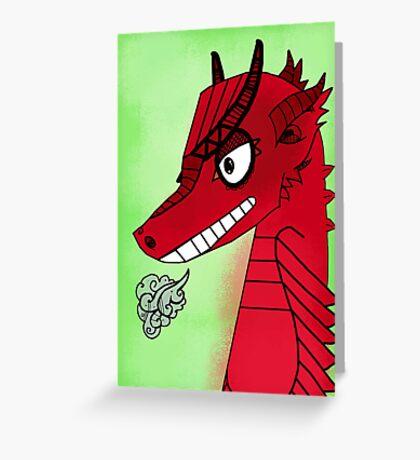 Idris Greeting Card