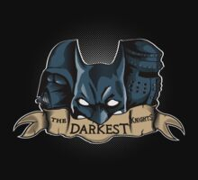 The Darkest Knights by piercek26
