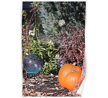 Best Time of Year to Show Off Your Fall Garden Poster