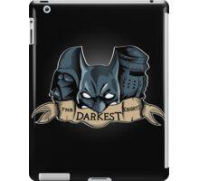 The Darkest Knights iPad Case/Skin