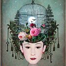 Moonlight Garden by Catrin Welz-Stein