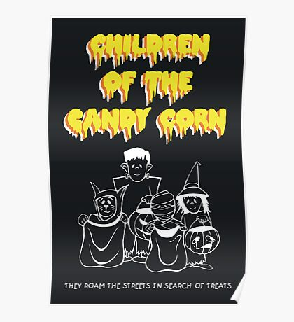 Children of the Candy Corn Poster