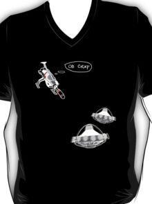 UFO Interceptor - T Shirt T-Shirt
