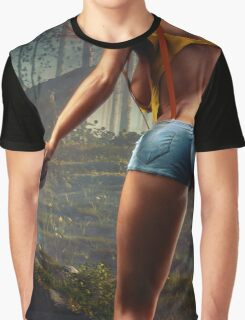 Misty Graphic T-Shirt