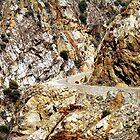 Byers Canyon Colorado by Eva Kato
