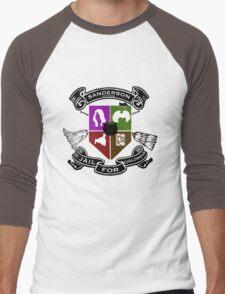 Sanderson Academy Men's Baseball ¾ T-Shirt