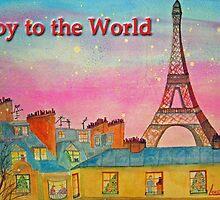 Paris Christmas by Loretta Barra