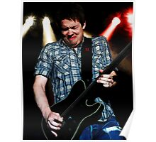 Jonny Lang Blues Guitarist Poster