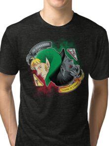 Two sides Tri-blend T-Shirt