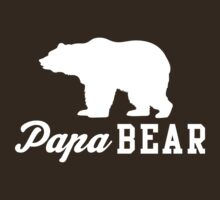 Papa Bear by familyman