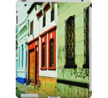 Multicolored houses. iPad Case/Skin