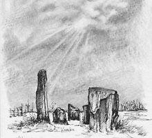 Kealkil Stone Circle by CapallGlas