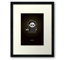 Mini Mike Framed Print