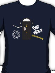 Messages for Sherlock T-Shirt