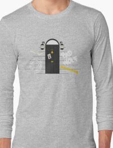 Messages for Sherlock Long Sleeve T-Shirt