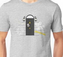 Messages for Sherlock Unisex T-Shirt