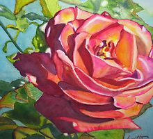 Summer Rose by Loretta Barra