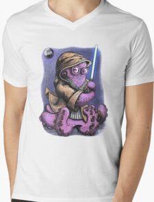 Octo wan Kenobi Mens V-Neck T-Shirt