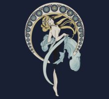 Sailor Moon Mucha by EdWoody
