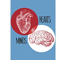 Hearts and Minds Photographic Print