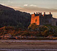 Castle Tioram by derekbeattie