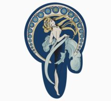 Sailor Moon Mucha Sticker by EdWoody