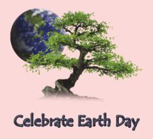 Celebrate Earth Day Baby Tee