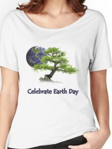 Celebrate Earth Day Women's Relaxed Fit T-Shirt