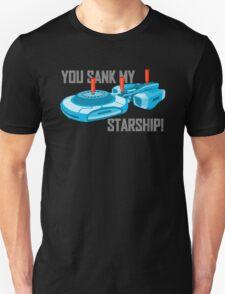 You Sank My Starship! T-Shirt