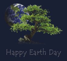 Happy Earth Day Kids Clothes