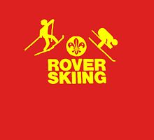 Rover Skiing Unisex T-Shirt