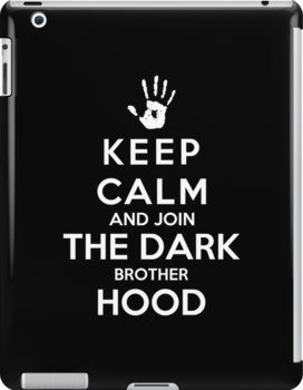 Keep Calm And Join The Dark Brotherhood by Royal Bros Art