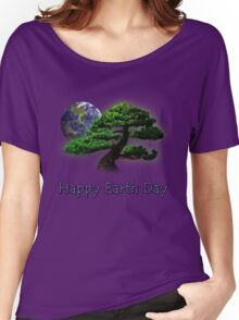 Happy Earth Day Women's Relaxed Fit T-Shirt